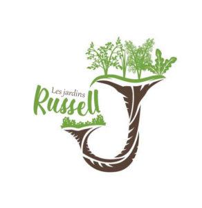 Logo Jardins Russell